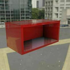 1.JPG Télécharger fichier STL gratuit Boîte modulaire Hot Wheels • Modèle pour impression 3D, Pixel3D
