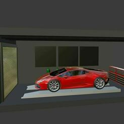 asd23.JPG Télécharger fichier STL gratuit Boîte modulaire Hot Wheels (Atelier) • Design à imprimer en 3D, Pixel3D