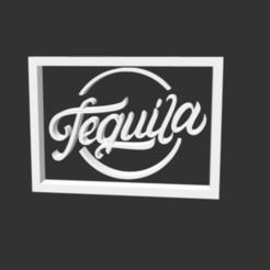 tq.jpg Download STL file Tequila logo • 3D print template, gracielaylla