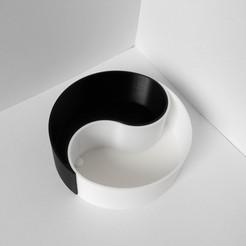20371019-DSCF0476.jpg Télécharger fichier STL Pot de bonsaïs Yin yang • Modèle à imprimer en 3D, RadnotiCustoms