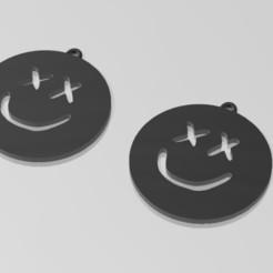 Caritas cruces.jpg Télécharger fichier STL Les anneaux croisés • Modèle à imprimer en 3D, The_Rocketeer