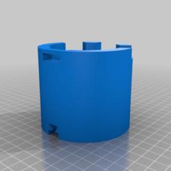 5c5cae2ea8279080a496a5b58108ca73.png Download free STL file Niche Zero Breville 54mm Portafilter Stand • 3D printing object, menissalt