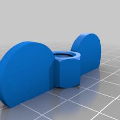 nut_job_20150121-28881-urj7ue-0.png Download free STL file Nut for Ferret Litter Pan • 3D printing object, menissalt