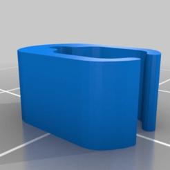 97bab5f2b3fc97c31eeb13ae2a3c3349.png Télécharger fichier STL gratuit Clip pour cordon LG HBS-760 • Objet pour imprimante 3D, menissalt