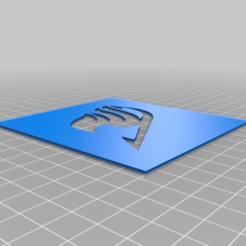 3c5822a5187d089e8455c86b980c2978.png Download free STL file Fairy Tail Guild Stencil • 3D print model, menissalt