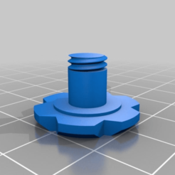 fe3c7943a98478479d70947b99a58bd5.png Download free STL file Awesome Threaded Spinner Caps with Tool • 3D printer design, menissalt