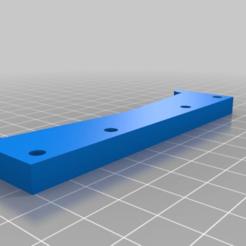 15ec075944361a1923d9cd11c2254029.png Download free STL file Aerostruder X Carriage Guide • Model to 3D print, menissalt