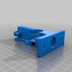 a4db75f562589fc5bac19e237ec360e0.png Download free STL file Lulzbot TAZ 5 Combo upgrade -Supports Removed • Object to 3D print, menissalt