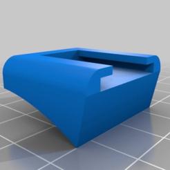 e5d9587f87d60b89970f65e273d93e33.png Download free STL file GoPro HERO5 Black cold shoe mount - Angled • 3D printing design, menissalt