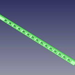 Poteau2.jpg Download STL file Concrete electric pole -  Pylone Electrique  • 3D printing object, droz1
