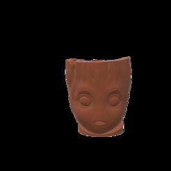 mate groot.png Download free STL file Mate Groot • 3D printer design, alexmwilhelm