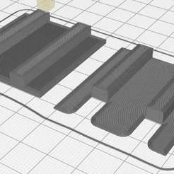 layout.jpg Download free STL file Ender-3 Z-motor spacer / support • 3D printer object, Supavitax