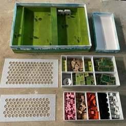 IMG_0017.jpeg Download free STL file New York Zoo Game Organizer • 3D printing model, greendog99