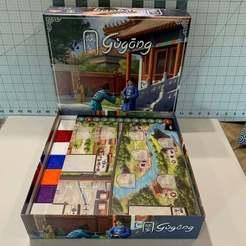 IMG_1715.jpeg Download free STL file Gugong Board Game Organizer • 3D printing model, greendog99