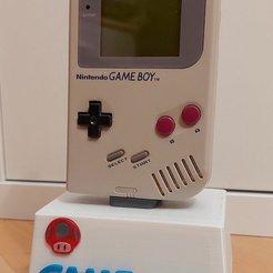 20201026_213855.jpg Download STL file Gameboy Platform • 3D printing object, satoraxo