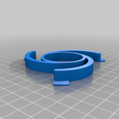 spool_holder_v4.png Download free 3MF file Ender 5 Spool Adapter • 3D printable template, spollock28269