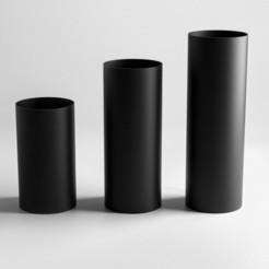 putsomethinginacylindertri.jpg Télécharger fichier STL Mettre quelque chose dans un cylindre • Plan pour impression 3D, alex_boem