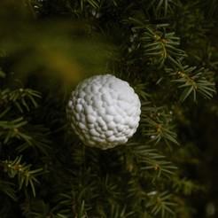 IMG_5810.jpg Télécharger fichier STL Décoration de Noël en forme de boule de neige • Objet pour impression 3D, alex_boem