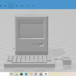 2020-10-27 (43).png Download free STL file Macintosh Mini • 3D printable model, The_Designer