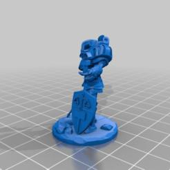 c7a4f4f16e4eb70ba429151b3db82cb0.png Download free STL file warforged sword symbol shield • 3D printer template, puffinpuffs