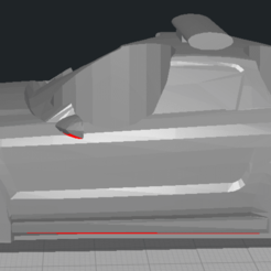 no letter.png Download STL file zombicide - police car • 3D printing object, hawai_romain