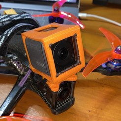 IMG_3956.jpg Download STL file Gopro Session 20º Apex Impulse RC Mount • 3D printing model, PabloAL
