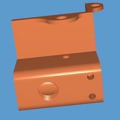 SmartSelect_20201029-165635_Fast STL Viewer.jpg Télécharger fichier STL Ender 3 Pen Mount pour machine à dessiner mod • Modèle imprimable en 3D, knadityas90