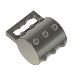 pumpa krūzev3.png Télécharger fichier STL Bol de la pompe • Design pour impression 3D, tempra
