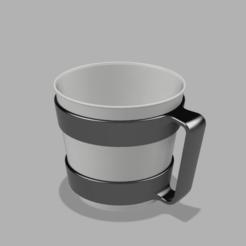 Taza Bol.png Télécharger fichier STL gratuit Tasse (premier modèle) • Modèle pour imprimante 3D, segabi