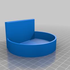 NespressoCoffeeDripTray.png Télécharger fichier STL gratuit Petit bac d'égouttage Nespresso • Design pour imprimante 3D, ptsiamaps
