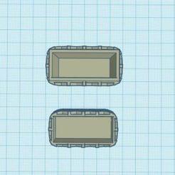 TIG1.JPG Download STL file  cigarette holder • Template to 3D print, newsticky