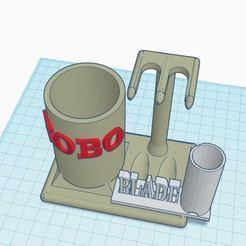 sup1.JPG Télécharger fichier STL SUPPORT DE BROSSE À DENTS • Design pour imprimante 3D, danidutescu2