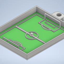 1.PNG Télécharger fichier STL Terrain de football • Modèle pour imprimante 3D, Davirock3D