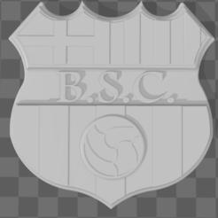 2.PNG Télécharger fichier STL CLUB SPORTIF DE BARCELONE • Modèle pour imprimante 3D, Davirock3D