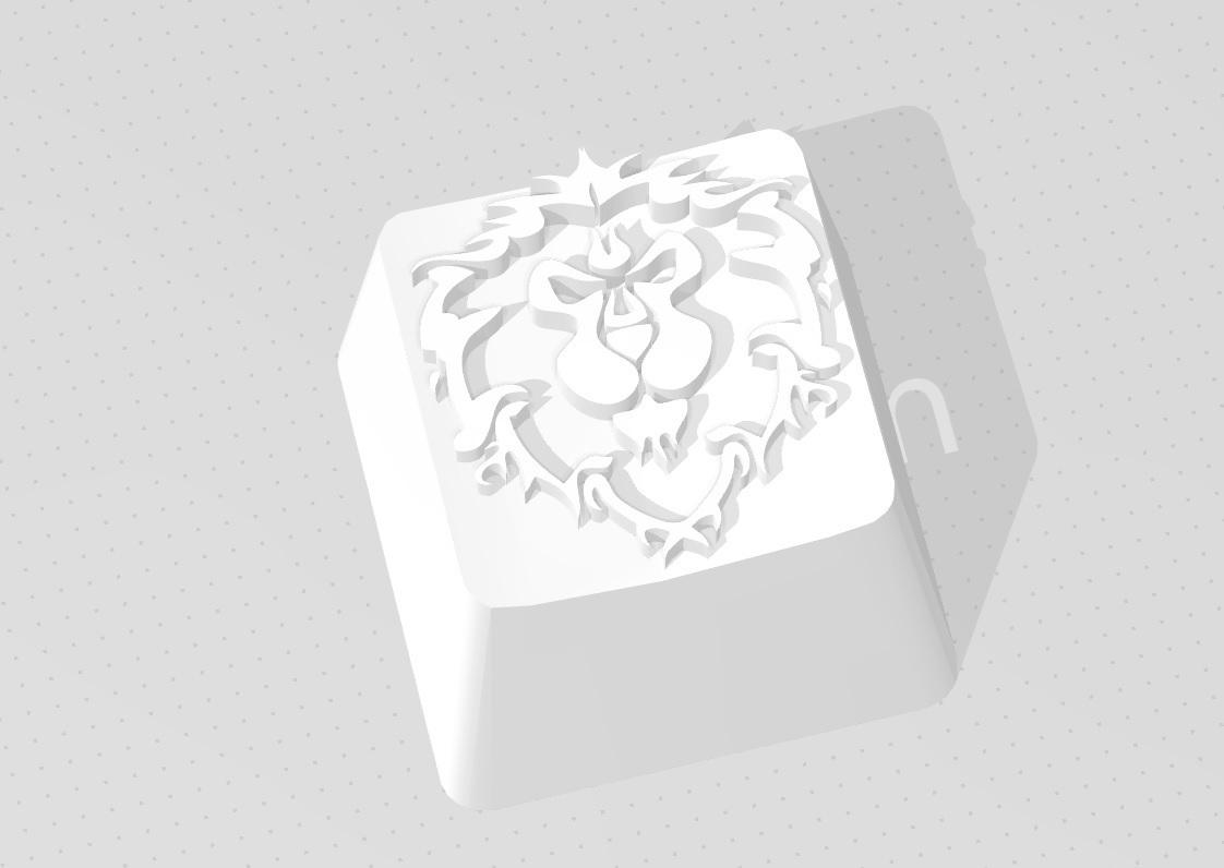 Telecharger Fichier Stl Gratuit Capsules Cles World Of Warcraft Ali Plan A Imprimer En 3d Cults