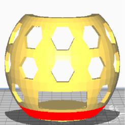 Soporte1.png Download STL file Echo dot 4 Gen Simple support • Object to 3D print, andrik5_boston