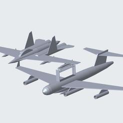 isometric-page-001.jpg Télécharger fichier STL L'avion de chasse Dassault Rafale • Objet pour impression 3D, brijenggworks
