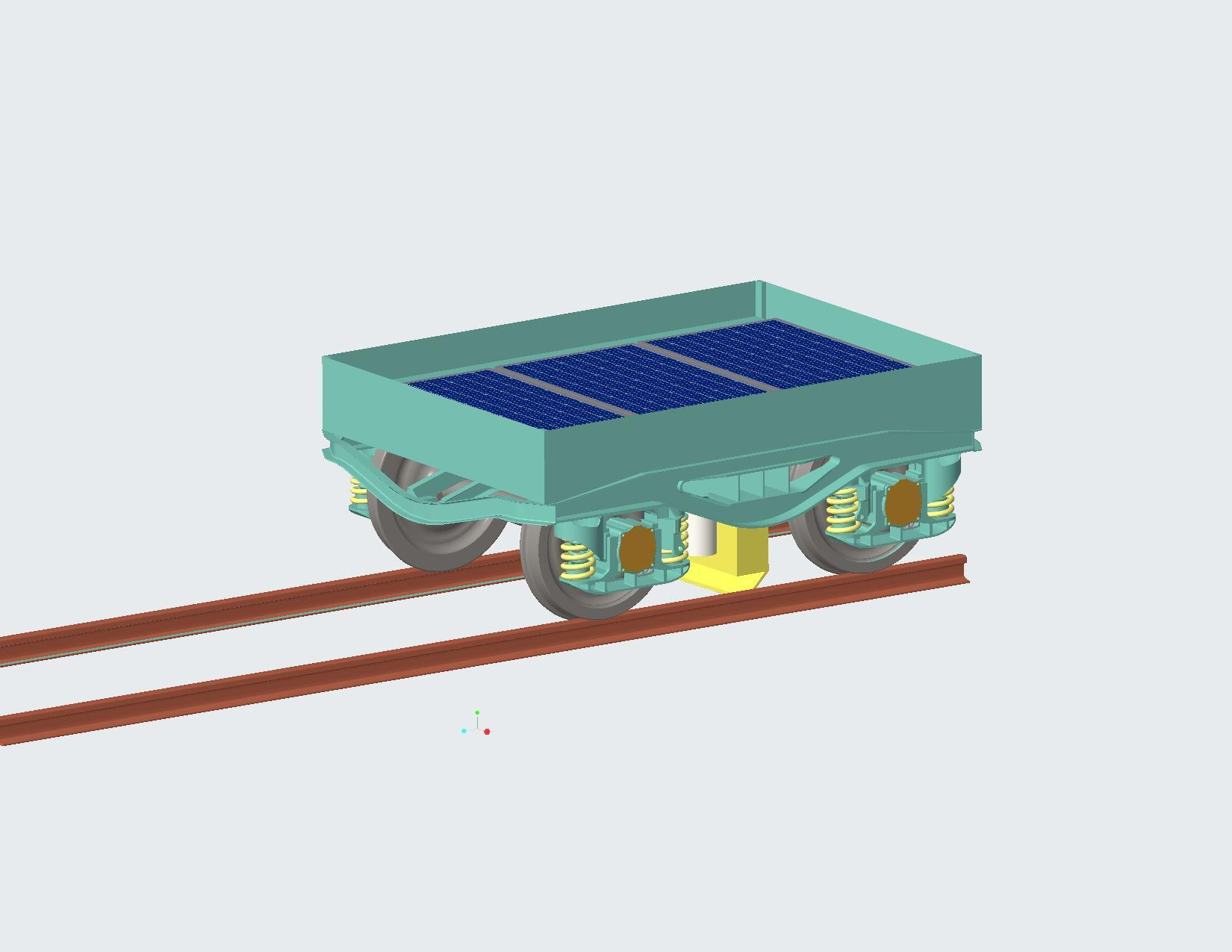 isometric-page-001 (1).jpg Download STL file Railway automatic cleaning system • 3D printing model, brijenggworks