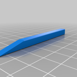 mini-scraper.png Download free STL file Mini Scraper for 3D printer • 3D printable model, pedjas