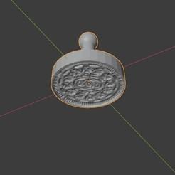 stamps_oreo.jpg Télécharger fichier STL Stamps oreo • Objet pour imprimante 3D, Elius