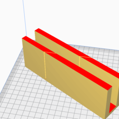 Untitled.png Télécharger fichier STL gratuit Angle de 60 degrés Coupe/ Guide de scie • Objet pour imprimante 3D, plastic3dro