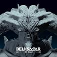 07.png Télécharger fichier OBJ Modèle d'impression 3D du buste du démon • Design imprimable en 3D, belksasar3dprint