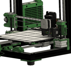 Zaribo1.png Download free 3MF file Caribou MGN Extruder with Z axis • 3D printing object, FOGD
