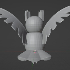 yty.PNG Download STL file Noctowl pokemon • 3D print object, brian9065c