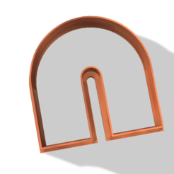 arco 1 .png Download STL file CLAY CUTTER ARCH • 3D printable object, carolina19ng