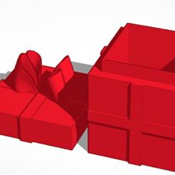 Caja de regalo.PNG Télécharger fichier STL Coffret cadeau • Objet pour impression 3D, mgarciabart
