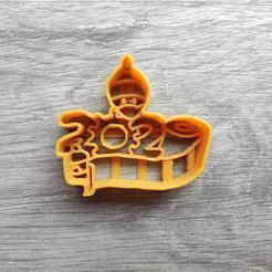 1606761595832.jpg Download STL file Christmas 2020 cutter • 3D print design, mgarciabart