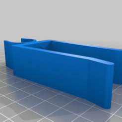 3c3f26867aac06bb7863f8421232521a.png Download free SCAD file Rotating CPAP headboard clip • Template to 3D print, 1paul