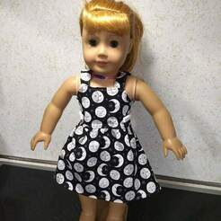 IMG_20200321_174043.jpg Download free SCAD file 18 inch doll stand • Model to 3D print, 1paul