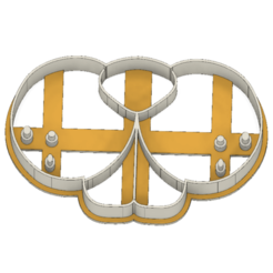 21-0053.png Download STL file Easter Cookie cutter Bunny • 3D printing object, CookieCutterBoss